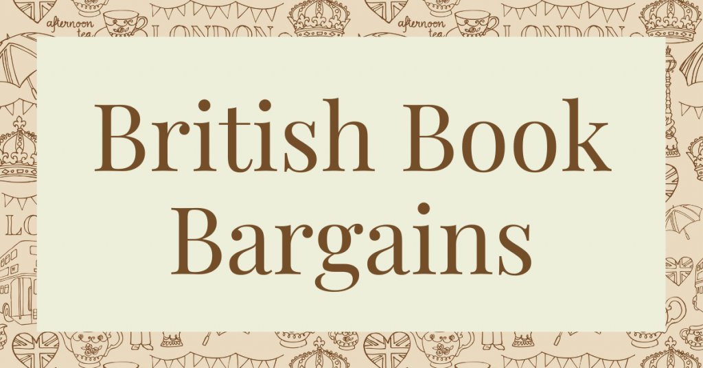 British book bargains cover image