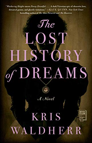 The Lost History of Dreams cover