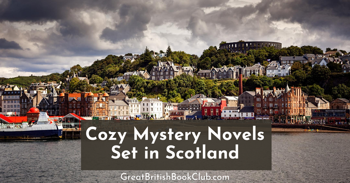 scottish cozy mysteries